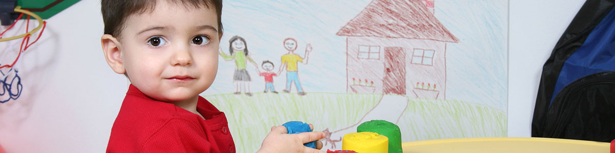 Childcare in Leicester City banner image