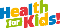 NHS health for kids logo